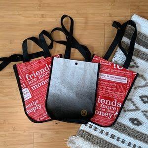 Lululemon Small Bags - Set of 3